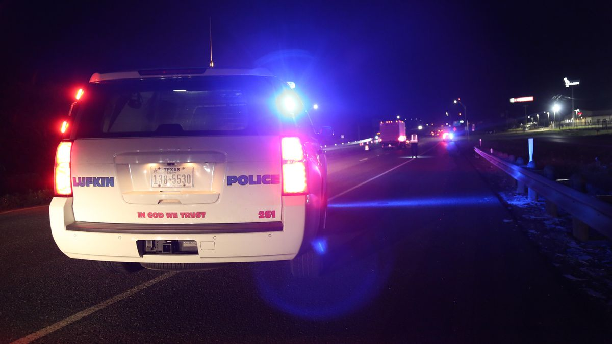 Lufkin police investigating fatal hit-and-run collision involving vehicle, bicyclist