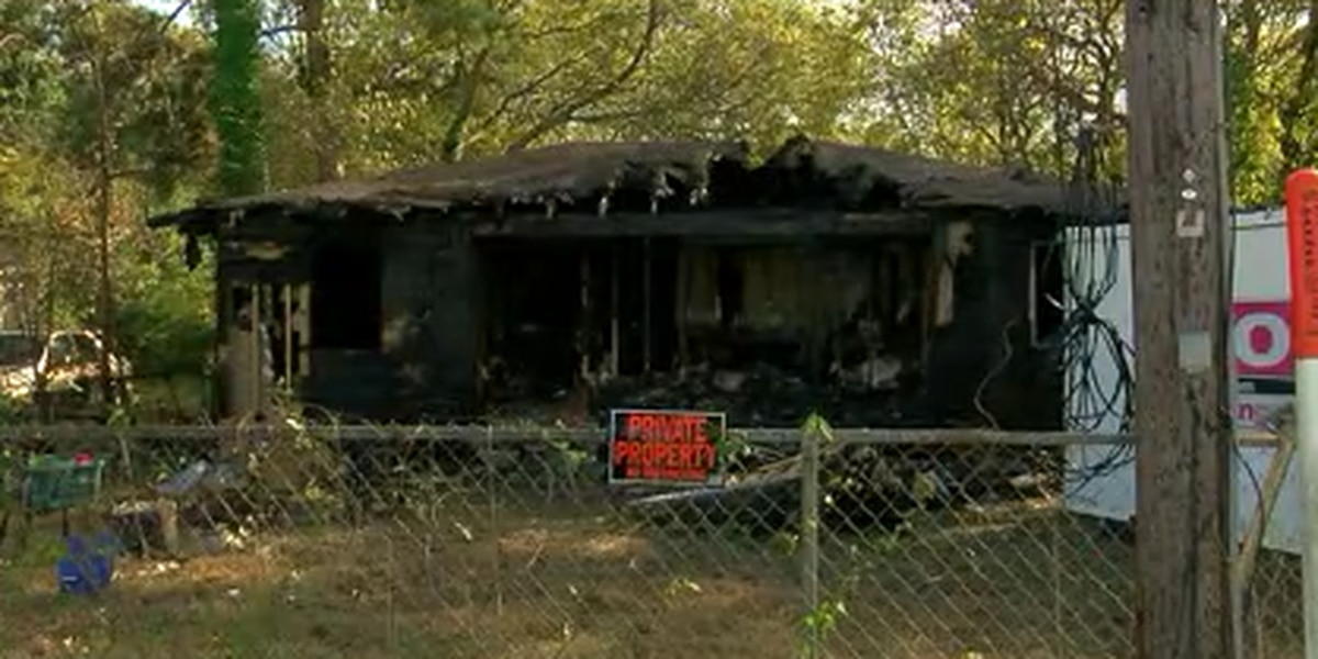 Father and son burned out of home, needing assistance