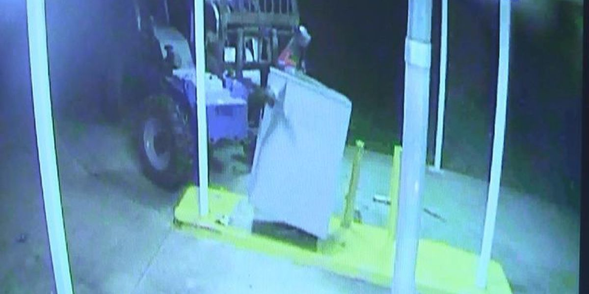 Rains County authorities looking for failed ATM thieves