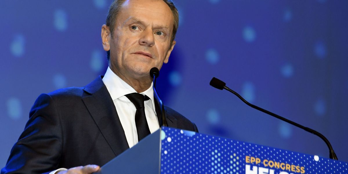 EU's Tusk likens Polish govt to contemporary 'Bolsheviks'