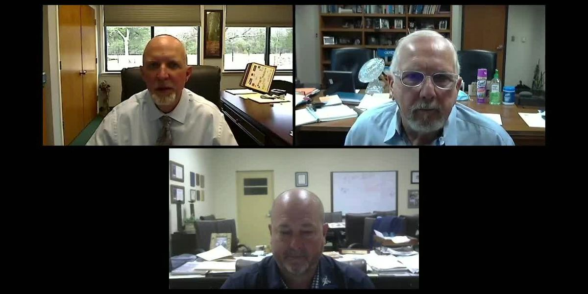 East Texas superintendents discuss vaccination efforts, STAAR testing, challenges for the new semester