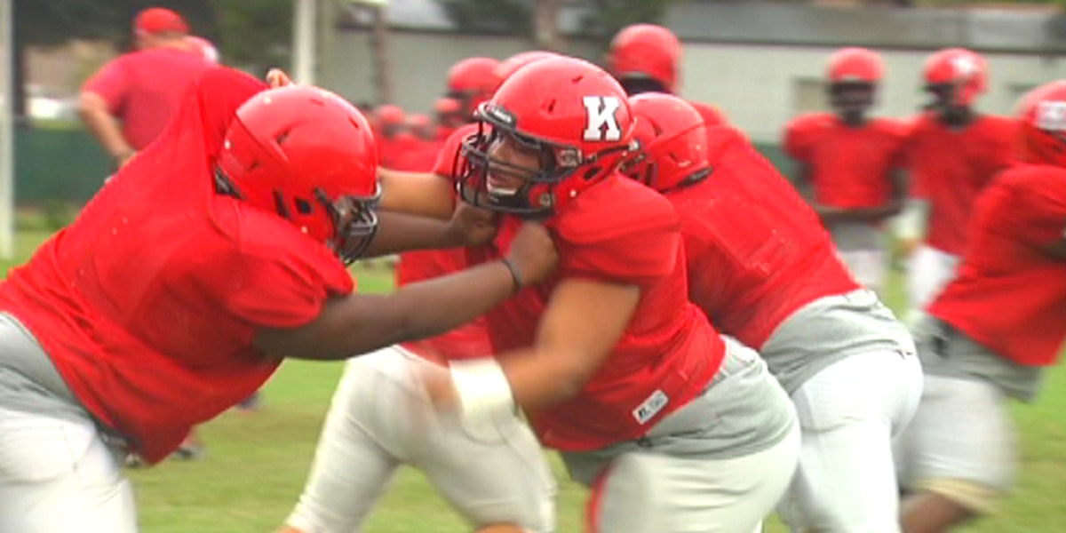 Who Let The Dogs Out? Kilgore goes on undefeated run in district