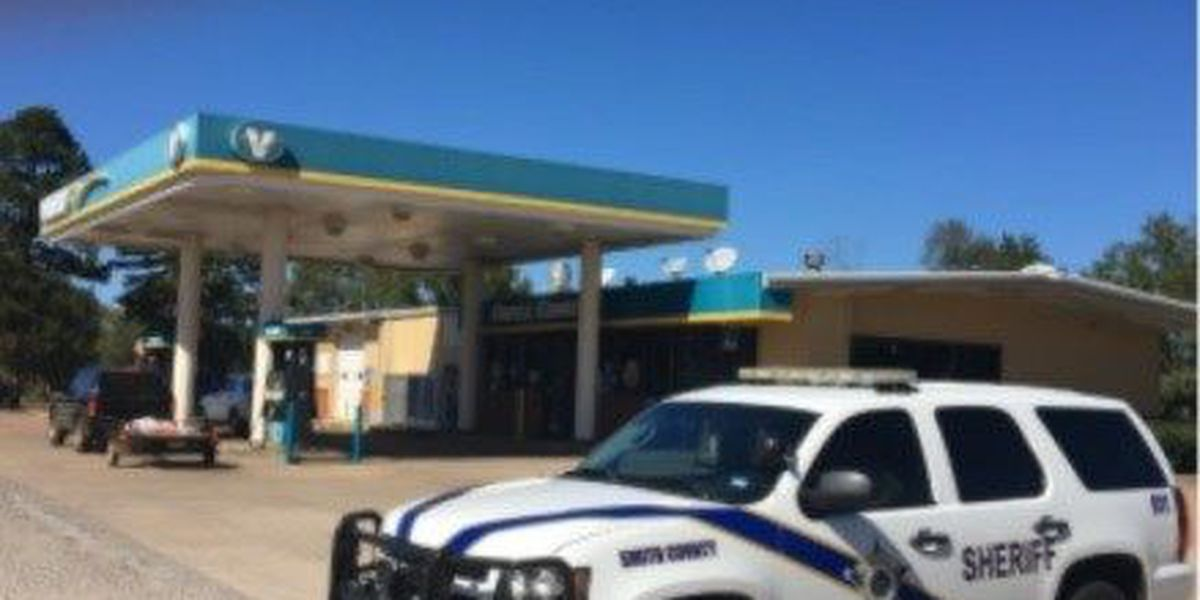 Card skimmer located at gas station in Smith County