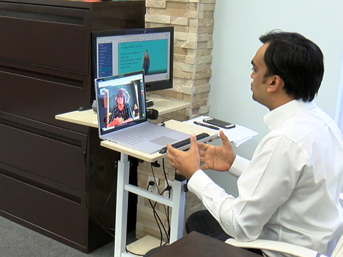 Clinic in Tyler offers free virtual physical therapy in light of COVID-19