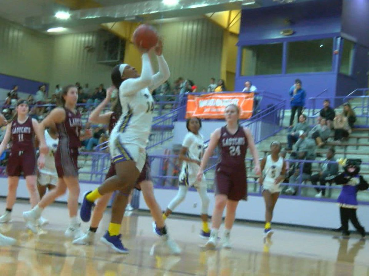 Area-round match-ups set for girls' basketball playoffs