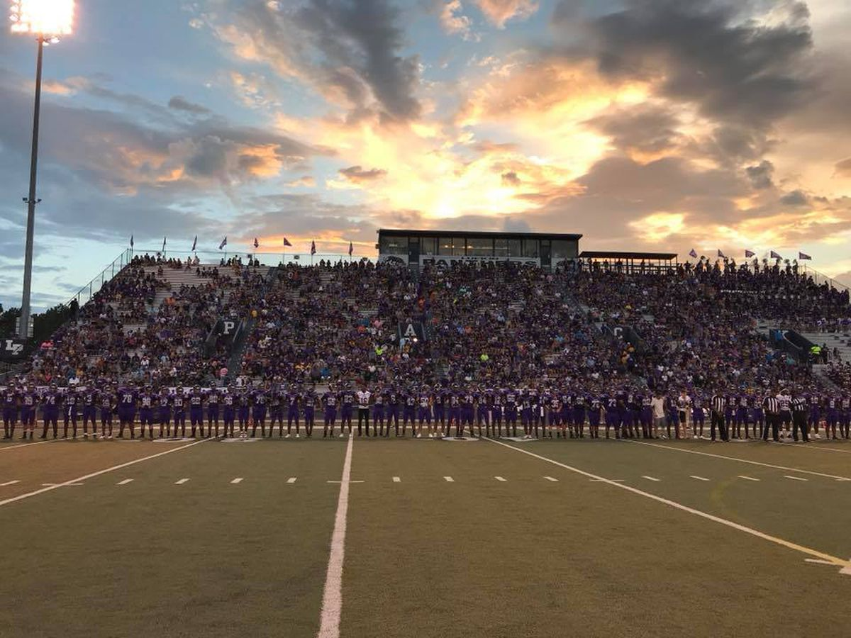 Lufkin ISD preparing for fewer fans than normal at football games