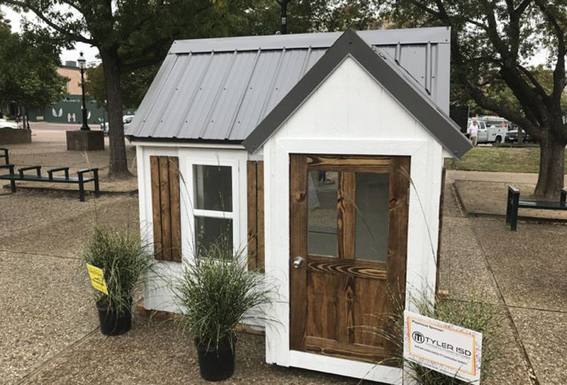 Playhouses Up For Auction To Benefit Habitat For Humanity Of Smith County