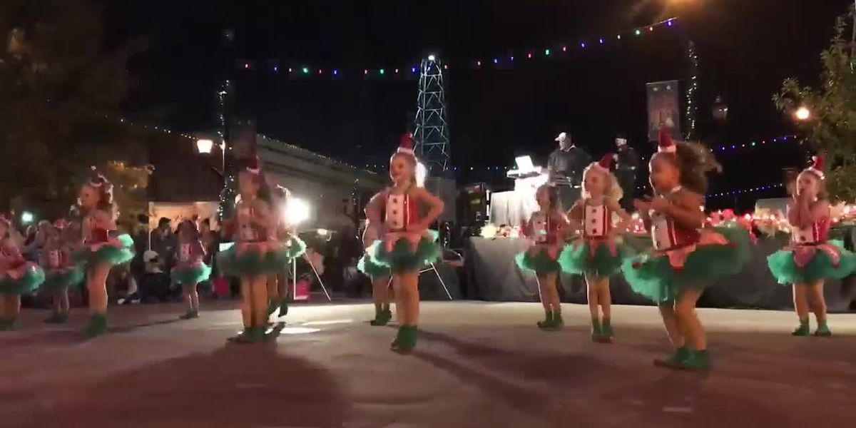 Kilgore Derrick Lighting: Little steppers