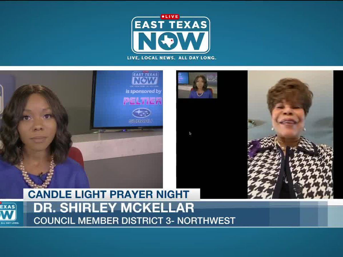 WATCH: Dr. Shirley Mckeller speaks on Candle Light Prayer Night to end racism