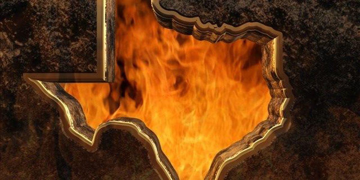 Burn bans throughout East Texas