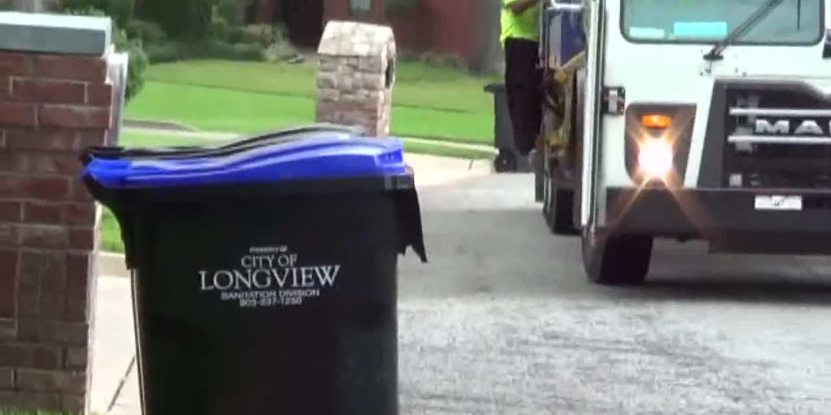 Equipment failure causes halt in Longview's curbside recycling services
