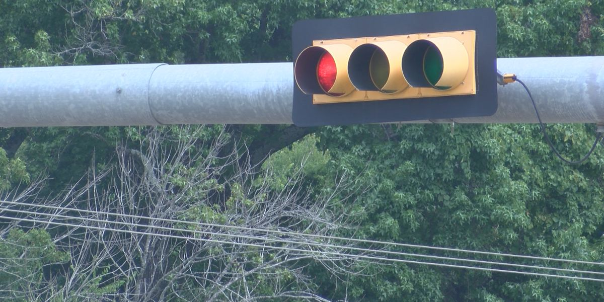 East Texas city of Marshall says goodbye to red light cameras