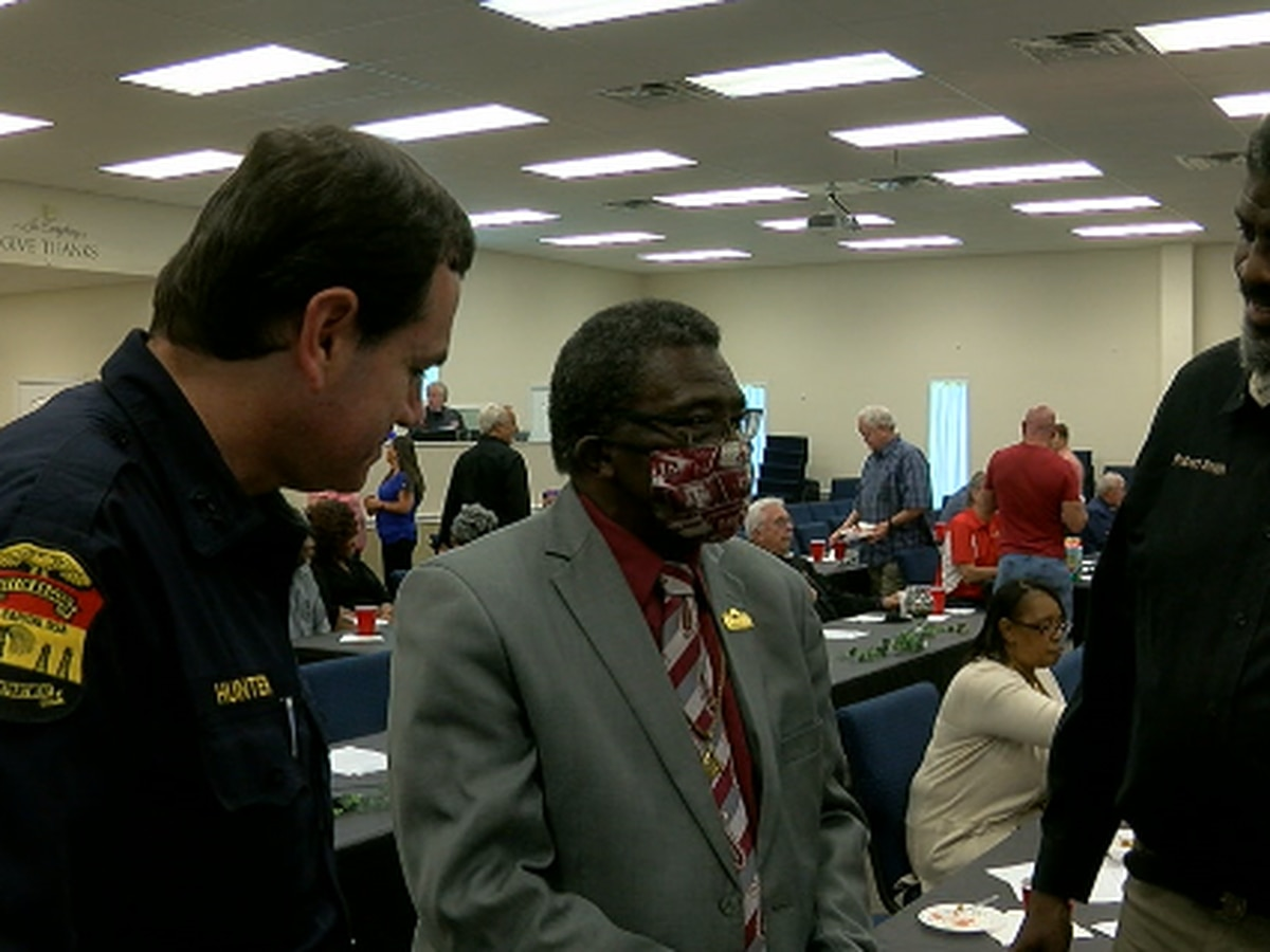 Kilgore Police partner with area churches to establish relationship with the community