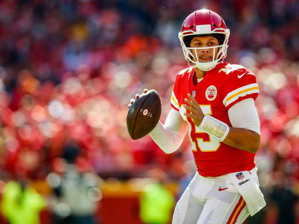 Mahomes wants to be a role model