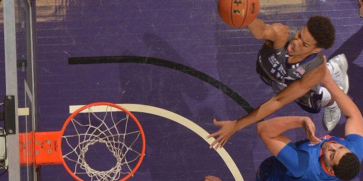 SFA's Defense Clamps Down on Houston Baptist in 61-51 Win to Begin Southland Play