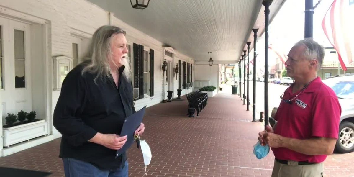 WEBXTRA: Marion County among 15 East Texas counties awarded for proactive historical preservation