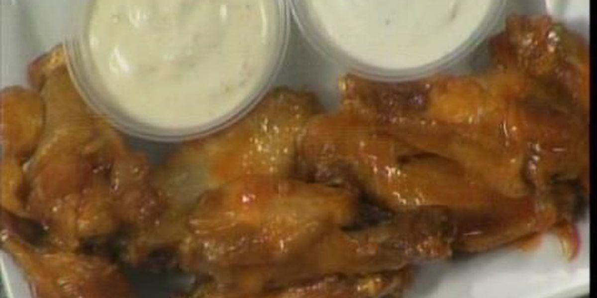 Simple, delicious Buffalo wings