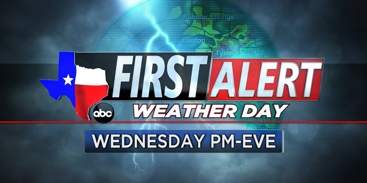 Tornado Watch issued for portions of East Texas until 8 p.m.