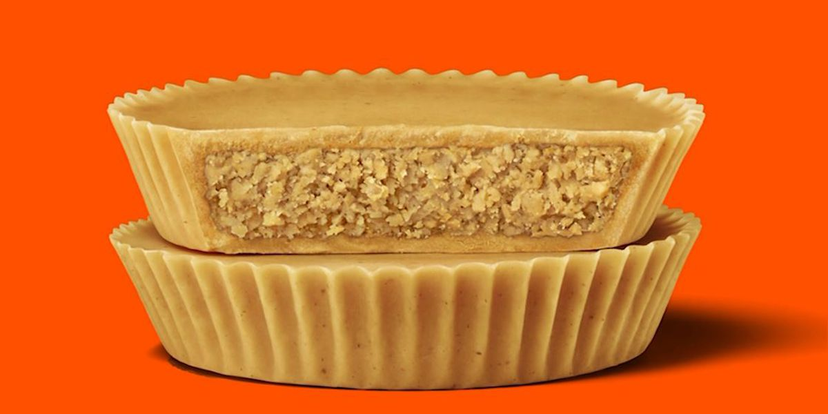 New Reese's peanut butter cup is all peanut butter, no chocolate