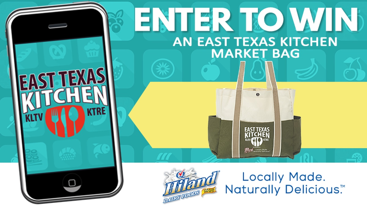 East Texas Kitchen Market Bag