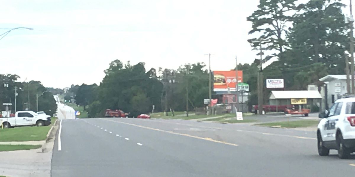 White Oak gas leak shut off, Highway 80 reopened to traffic