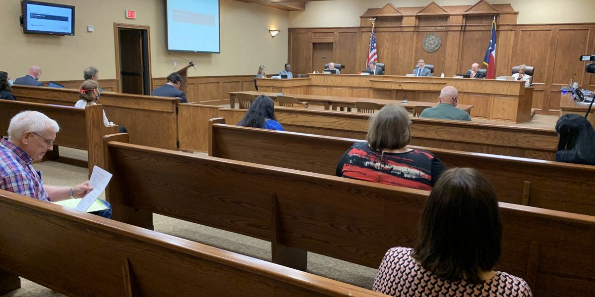 Smith County commissioners reduce tax rate for 2021 fiscal year