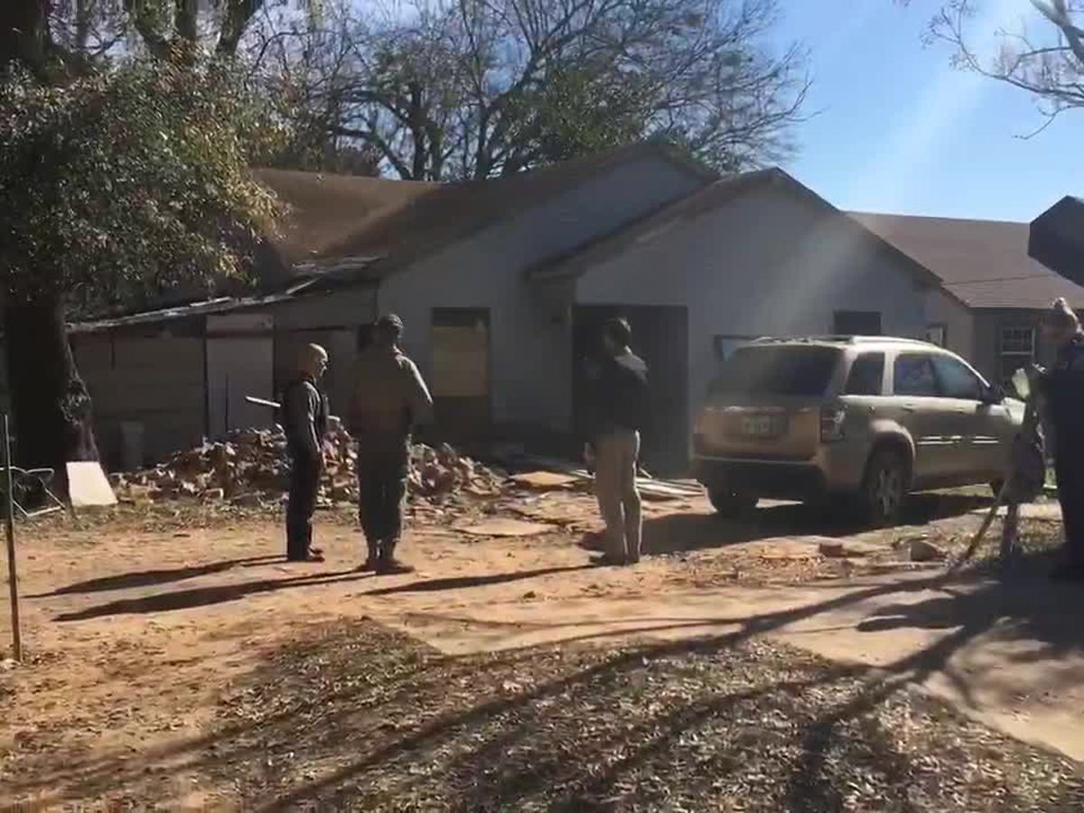 WebExtra: Police presence in Tyler connected to murder investigation