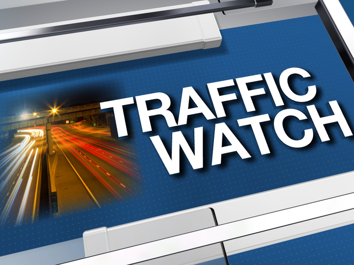 Traffic problems, slow spots around East Texas