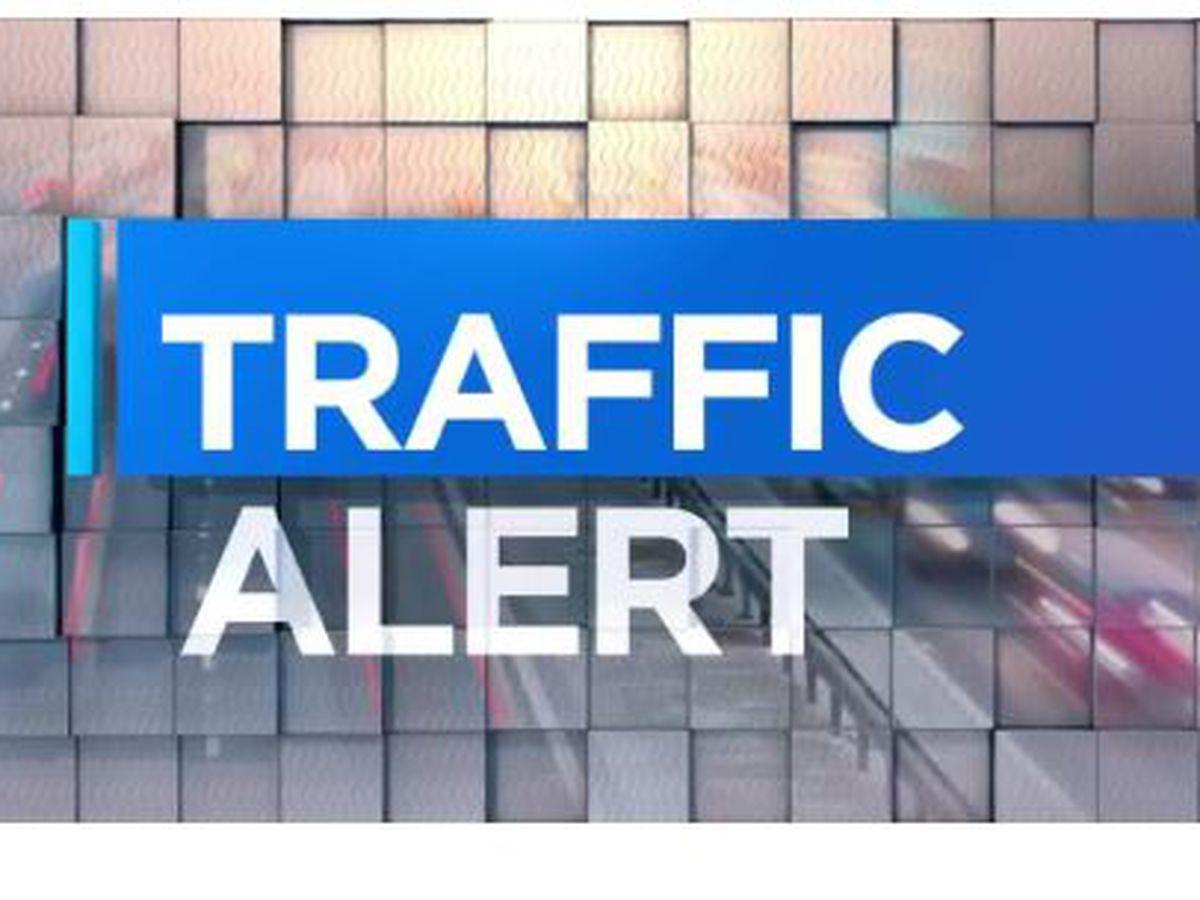 Longview Police report 2 wrecks blocking roads