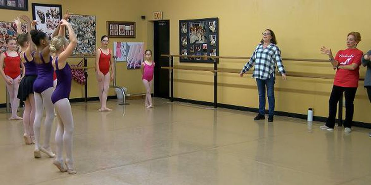 The Longview Ballet gets a little help from the west ... Ballet West