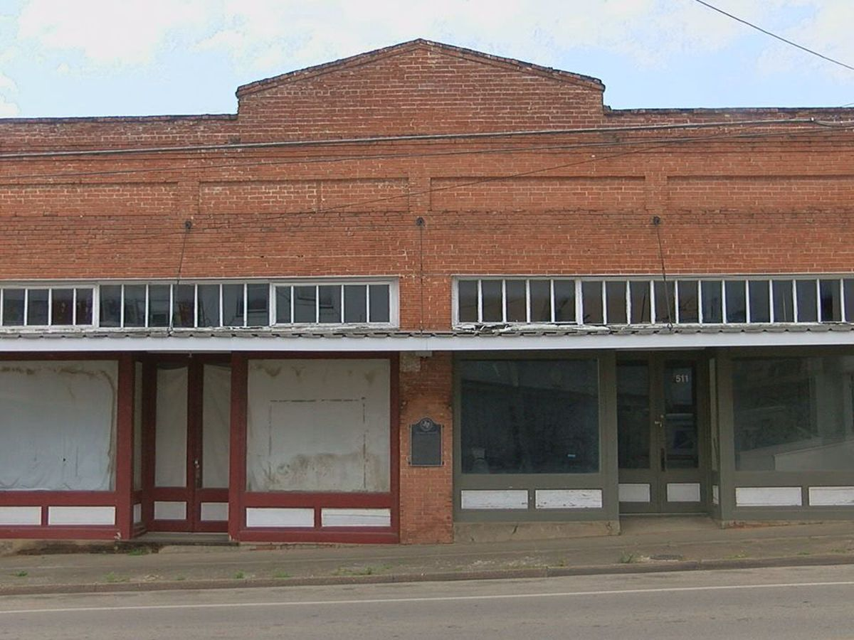Mark In Texas History: W.E. Mays property once housed newspaper office, theater
