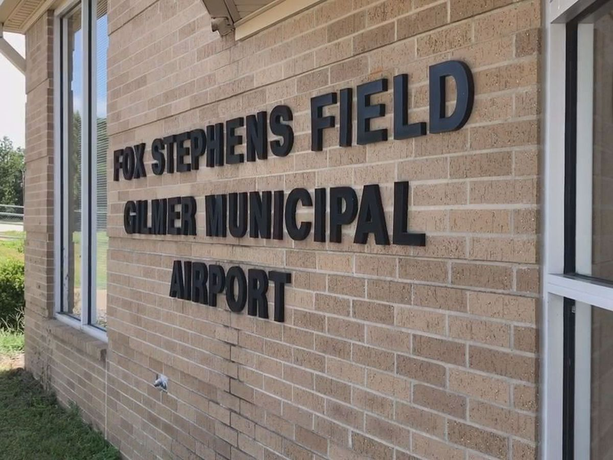 Gilmer airport to get security upgrades after break-in