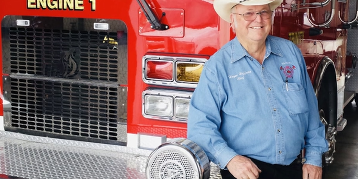 Family members say Trinity county fire chief left impact on community