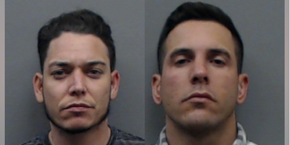 Card skimming suspects plead guilty in Smith County