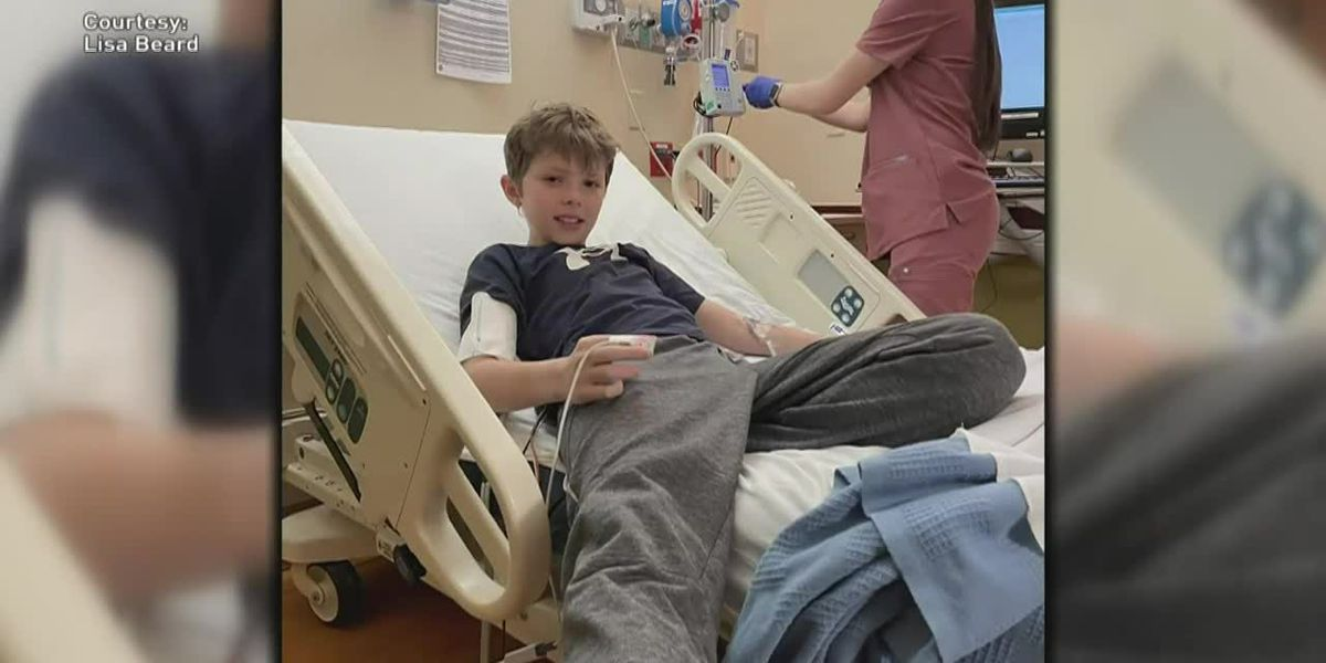 'It is hard': Boy, 13, suffers heart problems, trouble breathing months after COVID-19