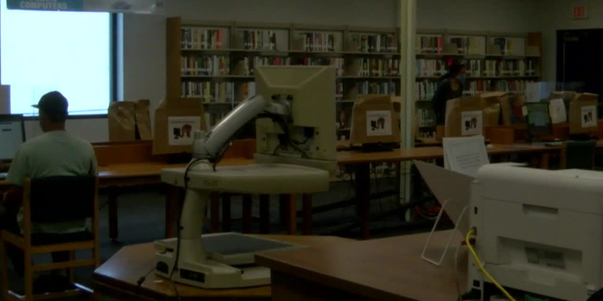 Nacogdoches Library reopens in limited capacity after serving community needs during pandemic