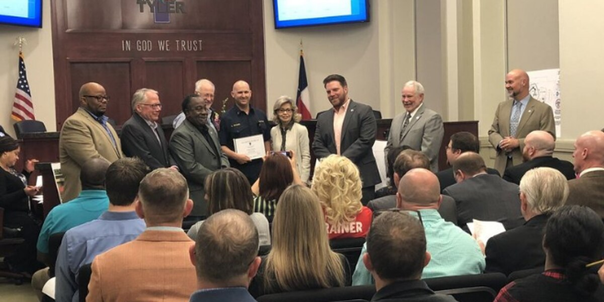 7OnScene: Tyler City Council Meeting, March 27