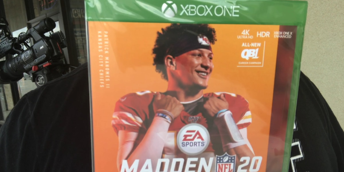 Madden NFL 20 hits stores shelves featuring Whitehouse native Pat Mahomes