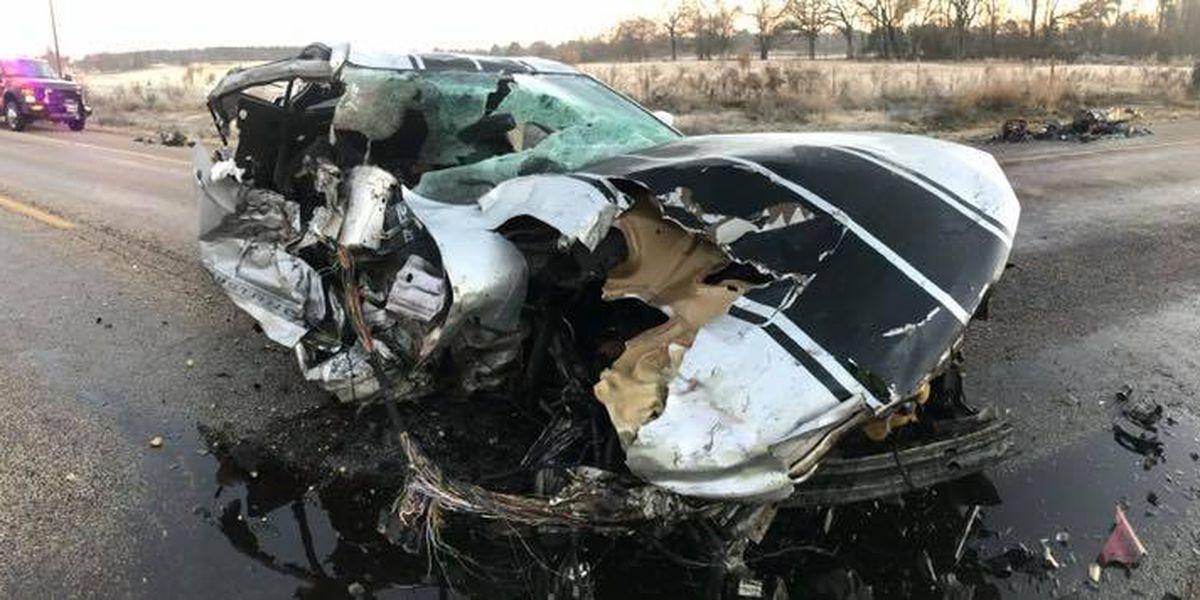 No life-threatening injuries reported in Highway 80 crash