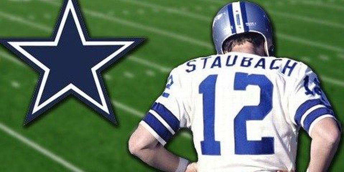 41f6ddefb2c Legendary quarterback Roger Staubach will be in East Texas on Saturday