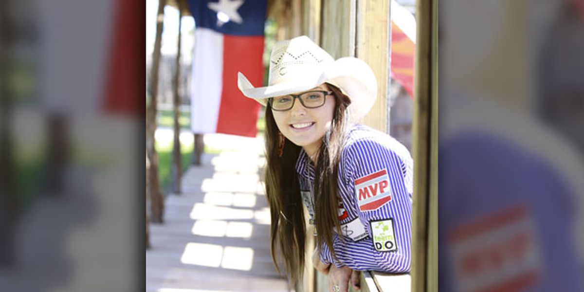 17-year-old Lindale roper wins world champion honors at WPRA World Finals