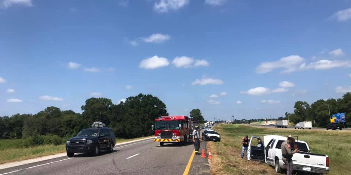 TRAFFIC ALERT: Eastbound traffic slow on I-20 in Van due to crash