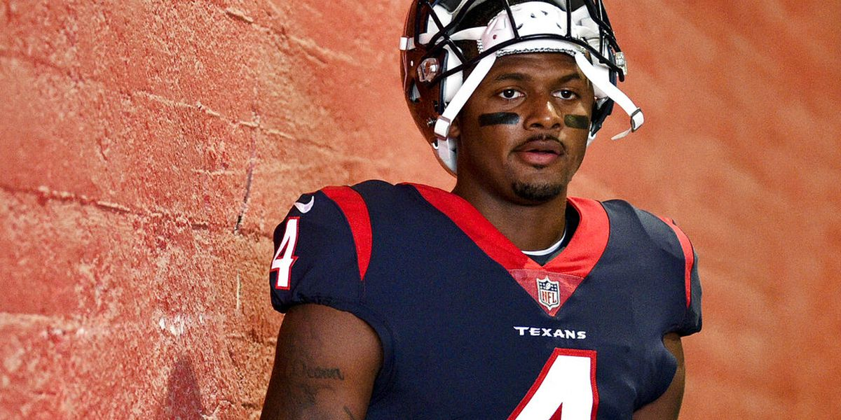 Texans QB Watson facing 13 lawsuits alleging sex assault