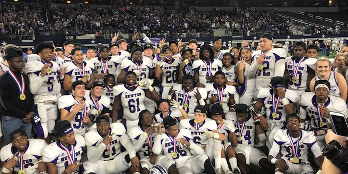 Parade set to honor Newton Eagles' back-to-back state championships