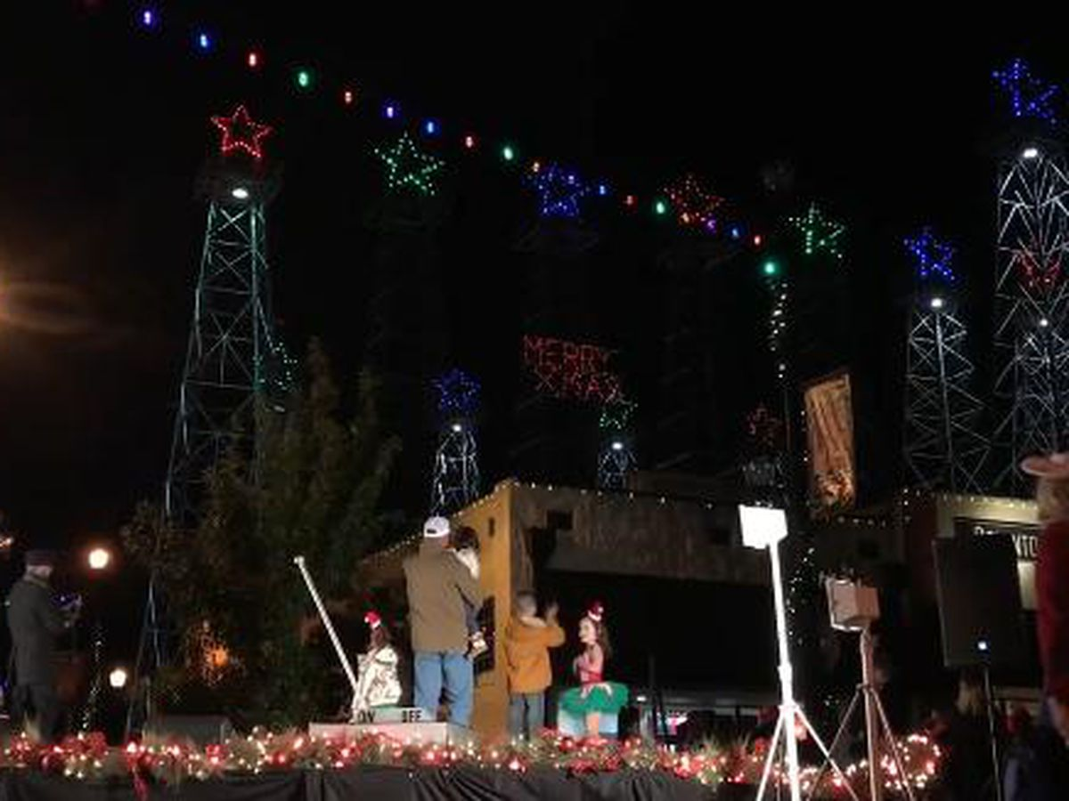 Derrick lighting: City of Kilgore to light up World's Richest Acre on Saturday