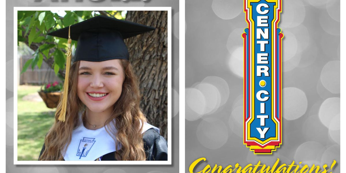 Honor graduating high school seniors with banners displayed in downtown Amarillo
