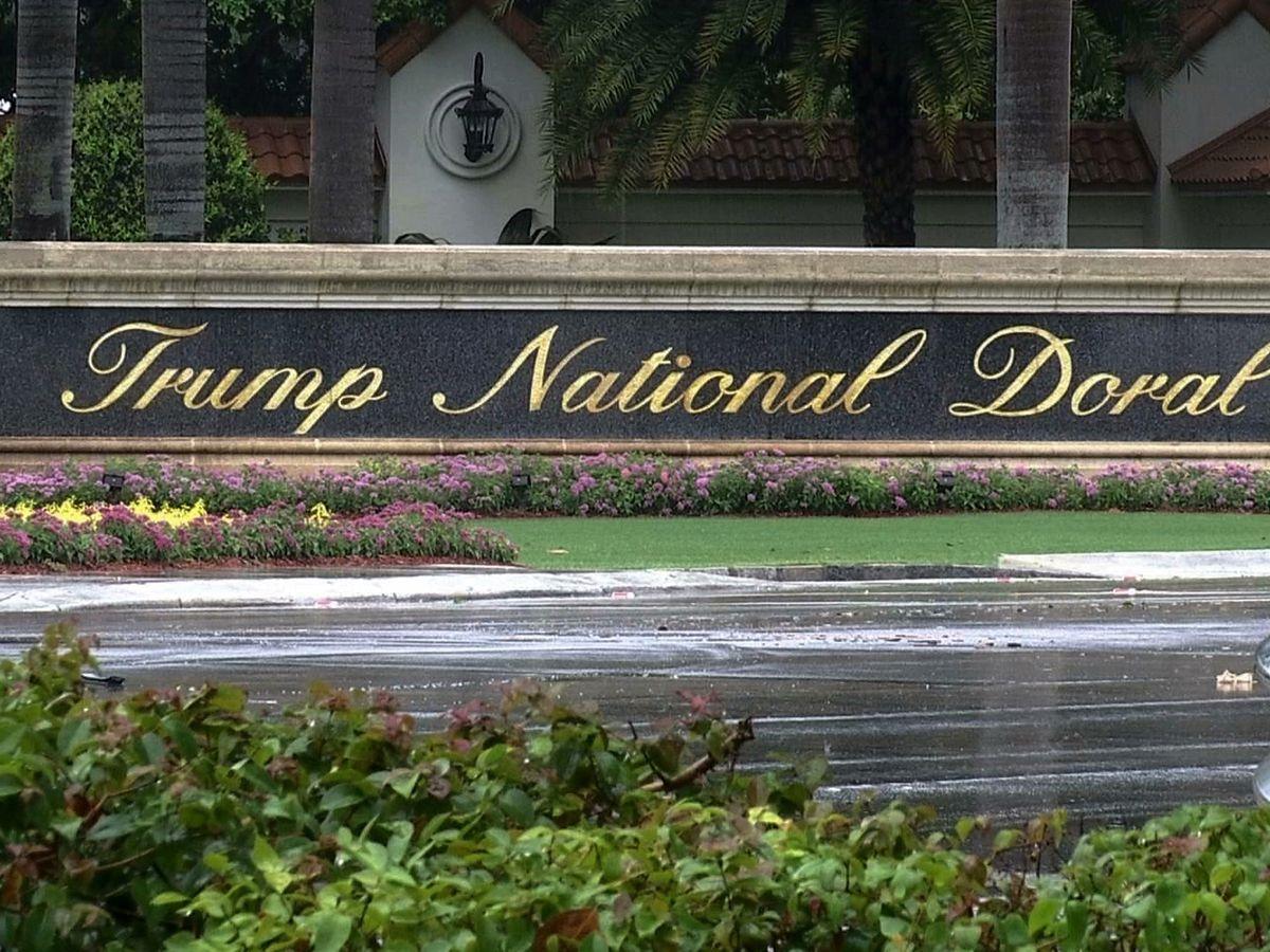 Trump drops plan to host G-7 at his Doral golf resort