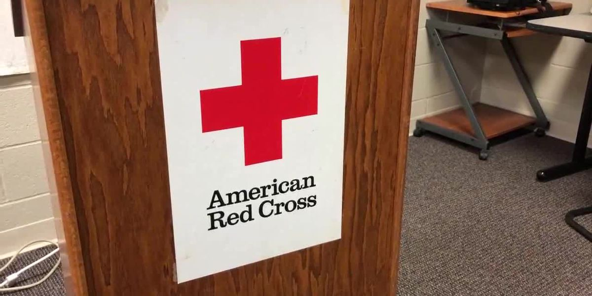 WEBXTRA: Smith County Red Cross prepares for flooding
