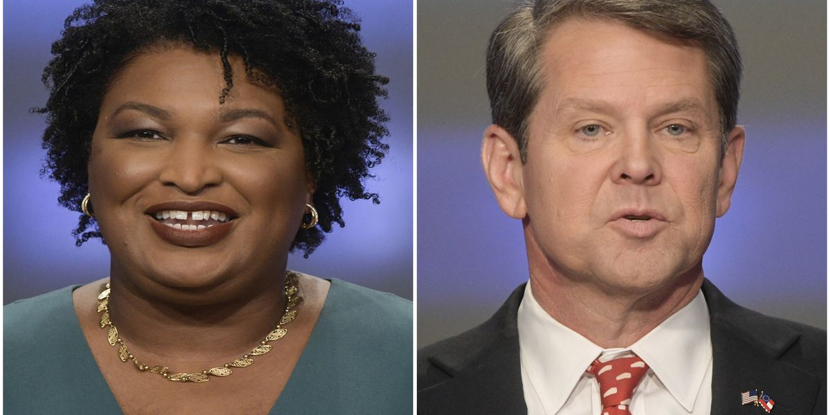 Kemp: Abrams' refusal to concede 'a disgrace to democracy'