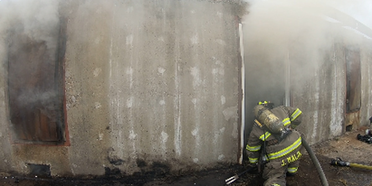 'We do it because we love it:' Behind the scenes of firefighter training